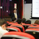 BEARS Director Professor Tomizuka presenting during 2016 SinBerBEST Annual Symposium